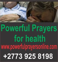 There are a lot of illnesses that pose a risk to our health and we always try to avoid them. Pastor Jama has us covered Powerful Prayers for health. Prayer For Health, Powerful Prayers, Power Of Prayer, Bible, Wellness, Key, Poses, Pastor, Biblia