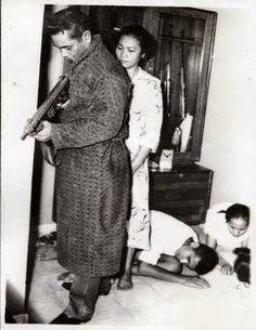Donald Isaac Pandjaitan: Foto Galeri- Rekonst penyerbuan Rumah DIP 65