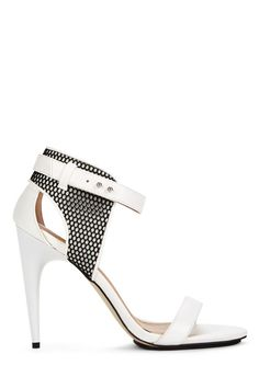 Sultry meets sporty with Lorel l JustFab. I absolutely love these shoes!