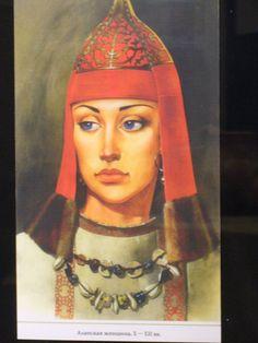 "From the Roxalani tribe of Sarmations. The Sarmations spoke Scythian. ""The…"