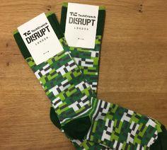Giveaway: Win TechCrunch socks!