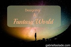 Fantasy worlds are really cool. We really enjoy reading about Middle Earth inThe Lord of the RingsTrilogy, Narnia from The Chronicles of Narnia,and Alagesia in The Inheritance Cycle.But Howdo …