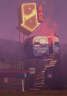 """ETAM CRU _ """"Etamville"""""""