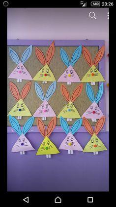 Uzun kulaklı tavşan şarkısıyla