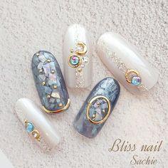 sample✨#nail #nailart #nails#manicure #젤네일#مسمار#Bliss#ネイル#ネイルアート#大人ネイル #ジェルネイル #ジェルネイルデザイン...|ネイルデザインを探すならネイル数No.1のネイルブック
