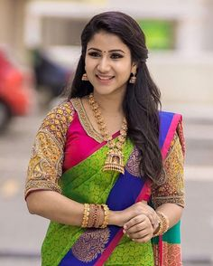 Beautiful Saree, Beautiful Indian Actress, Girl Photo Poses, Girl Photos, Bridal Blouse Designs, Scooter Girl, Stylish Girl Images, Cute Beauty, Girls Image