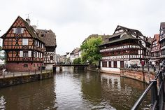 Strasbourg, bairro Petite France