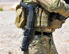 020mag.com Airsoft Magazine: Shotgun of the Special Forces, M870 Breacher