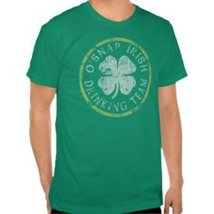 ==> reviews          	O'Snap Irish Drinking Team t shirt           	O'Snap Irish Drinking Team t shirt you will get best price offer lowest prices or diccount couponeHow to          	O'Snap Irish Drinking Team t shirt Review from Associated Store with this Deal...Cleck Hot Deals >>> http://www.zazzle.com/osnap_irish_drinking_team_t_shirt-235145994890407898?rf=238627982471231924&zbar=1&tc=terrest