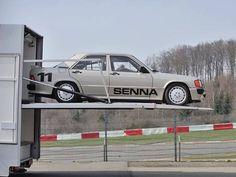 Mercedes Benz 190 Senna