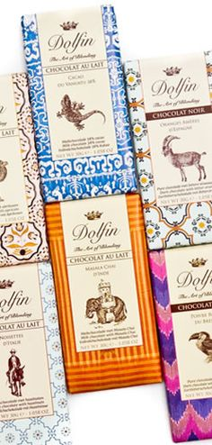 "I've just discovered ""Dolfin"" chocolate...""The Art of Blending"" and am dissolving the ""roze peper"" between my tounge and the roof of my mouth. The hint of pink peppercorn is an amazing olfactory experience, something that I experience on the top of my pallate, like I'm smelling it from inside my mouth. There's no burning or overwhelm - they have it right! Interesting & Tantilising!  #Dolfin, #Leeny, #Chocolate, #Pepper, #Peppercorn, #Blending, #Taste, #Smell"