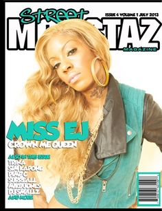 EJ of the UK graces the cover of Street Monstaz Magazine  A historic interview & feature  Interview by: DJ Gutter Lyfe