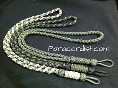 Paracordist Creations LLC - The SkogKniv Lanyard, $29.95 (http://www.paracordist.com/the-skogkniv-lanyard/) #paracord #550cord #survivalist #preppers