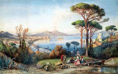 Giacinto Gigante - 1846