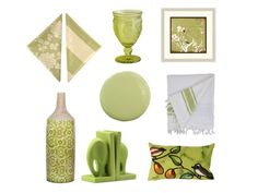 Grass Green Home Accents