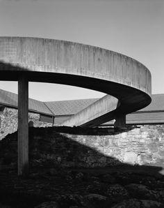 Sverre Fehn, Hedmark Museum, Hamar, Norway, 1973