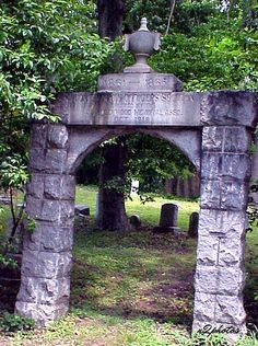 Hollywood Cemetery - Richmond, Virginia