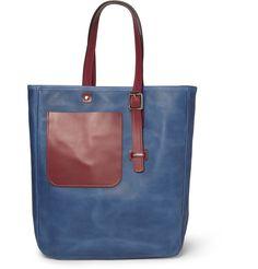 Bill AmbergHunter Leather Tote Bag|MR PORTER