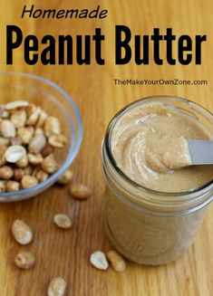 Food processor, Homemade butter and How to make homemade on Pinterest