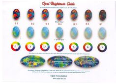 How Opals Get Their Color
