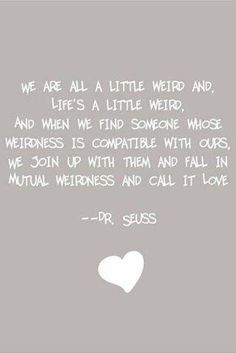 from Dr. Seuss