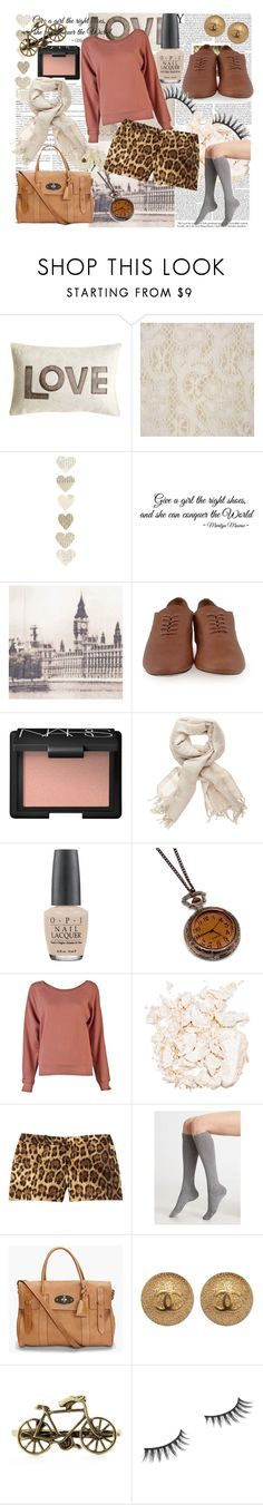 """80 ;; Everybody breaks a glass"" by hello-olivia ❤ liked on Polyvore featuring Maison de Vacances, Marc by Marc Jacobs, Lily and Lionel, Repetto, NARS Cosmetics, OPI, Fantasy Jewelry Box, Insight 51, Stila and Michael Kors"