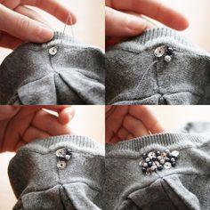 Pearls & Scissors: refashions