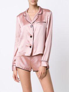 Designer Sleepwear for Women - Designer Nightwear Cute Pjs, Cute Pajamas, Pajama Top, Pajama Shorts, Pijamas Women, Lingerie Babydoll, Womens Pjs, Forever 21 Outfits, Jessica Parker