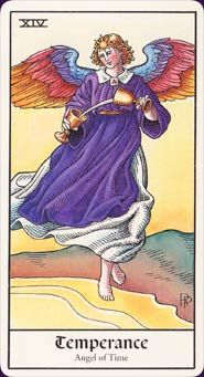Angels Tarot by Robert Place