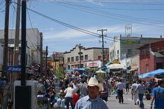 Juarez, Mexico.... yep, that's as far in as I've gone...