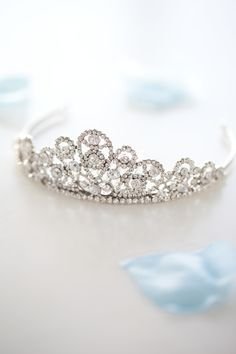 What a pretty tiara fit for any princess.