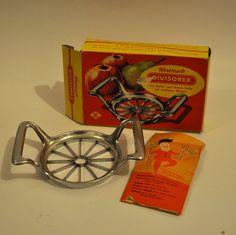 Westmark Divisorex Fruit slicer made in West Germany. $35