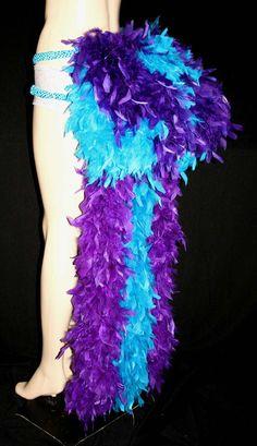 Mayzie Tail feathers idea