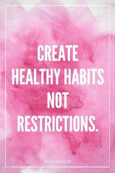Every week find a new quote about healthy living, healthy eating and positive attitude towards life. CLICK and be inspired! | natalieshealth.com