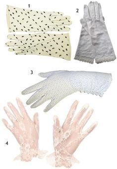Vintage gloves - Vintage Accessories