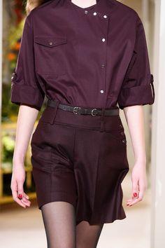 Hermès Pre-Fall 2019 - Fashion Shows Catwalk Footwear, Closet Tour, Edgy Chic, Fashion Beauty, Womens Fashion, Ladies Fashion, Vogue Russia, New Trends, Chic Outfits