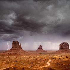 Monument Valley - Fotografia da Emma Rogers
