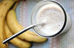 Low-Cal Morning Protein Smoothie | You'll definitely love this smoothie. #DIYReady DIYReady.com