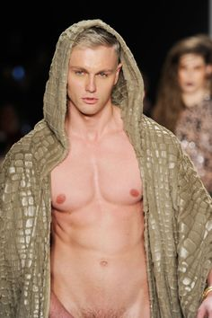 Exposed Penis Trend Storms the Runway at New York Fashion Week (NSFW)