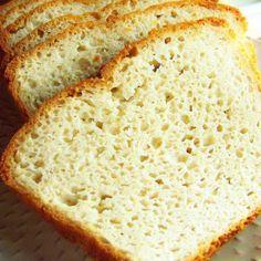 Pão para Sanduíches (Sem Glúten)   Máquina de Pão
