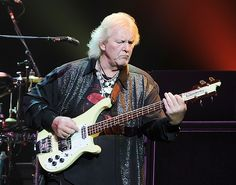 Yes' Chris Squire on Their Classic Album Tour, Rock and Roll Hall of Fame | Music News | Rolling Stone