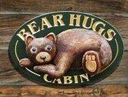 Cabin Signs, Home Signs, Cottage Signs, Just Dream, Fish Art, Street Signs, Beautiful Day, Signage, Bear Hugs