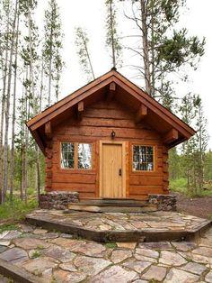 Guest cabin -- Bruce Willis.