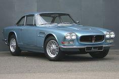 In 1962 werd de bloedmooie Maserati Sebring voor het eerst gepresenteerd in Genève, gebaseerd op de Maserati 3500 GT. De naam was afgeleid van het gelijknam ...