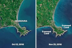 Image: NASA Earth Observatory images by Joshua Stevens, using Landsat data from the U.S. Geological Survey and Sentinel data from the European Space Agency