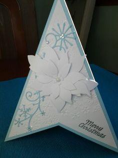 Teepee Christmas card