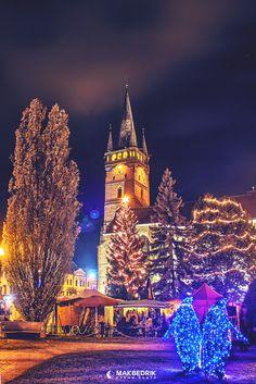 """Prešov - """"vianoce"""" bez snehu"""