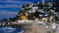 Day dreaming about an escape to Mazatlan...maybe soon?
