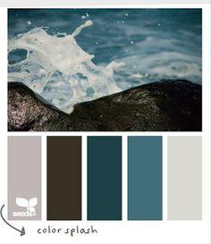 Colores sala abajo