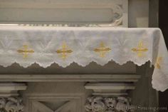 Altar Linen Embroidery